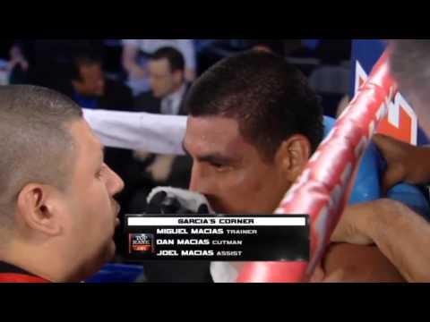 Oscar Valdez vs Gil Garcia