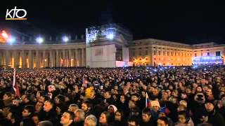 L'Élection du Pape François en Images