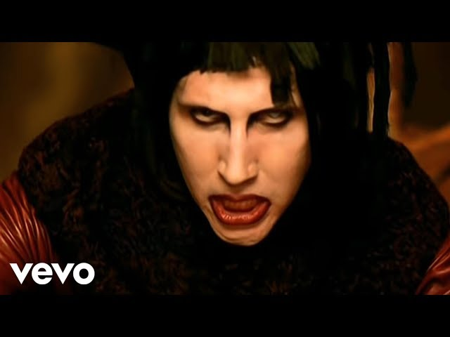 Marilyn Manson - The Nobodies (Against All Gods Remix) (Official Music Video)