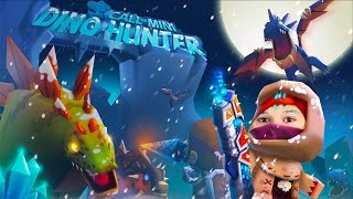 Охотник на Динозавров Call of Mini: Dino Hunter Мультик про динозавров Видео для детей