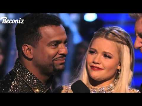 Dancing With The Stars - 2014 Winner Announced with a surprise 'Carlton Dance'
