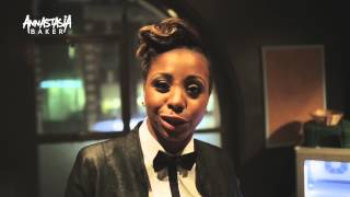 Annastasia Baker Live at the Jazz Cafe London - Behind the Scenes