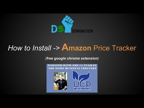 chrome plugin amazon price tracker