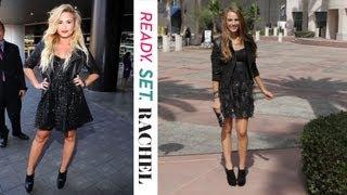 Ready, Set, Rachel: Demi Lovato (Get The Look) Thumbnail