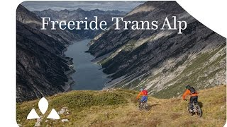 FREERIDE TRANS ALP: Reverse Alpine Cross | VAUDE