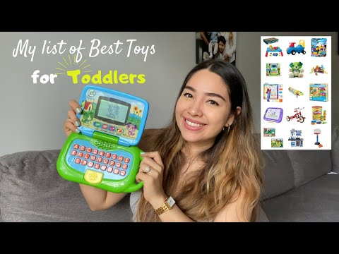 Best toys for toddlers -2020 Toys my kids play with!