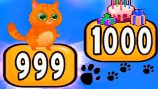 Котенок Бубу  Челлендж с ядовитыми коктейлями  Мой виртуальный котик  Bubbu My Virtual Pet
