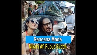 Download Video Rencana Made Indra Bassist  Navicula  Nikahi Afi Pupus Sudah MP3 3GP MP4