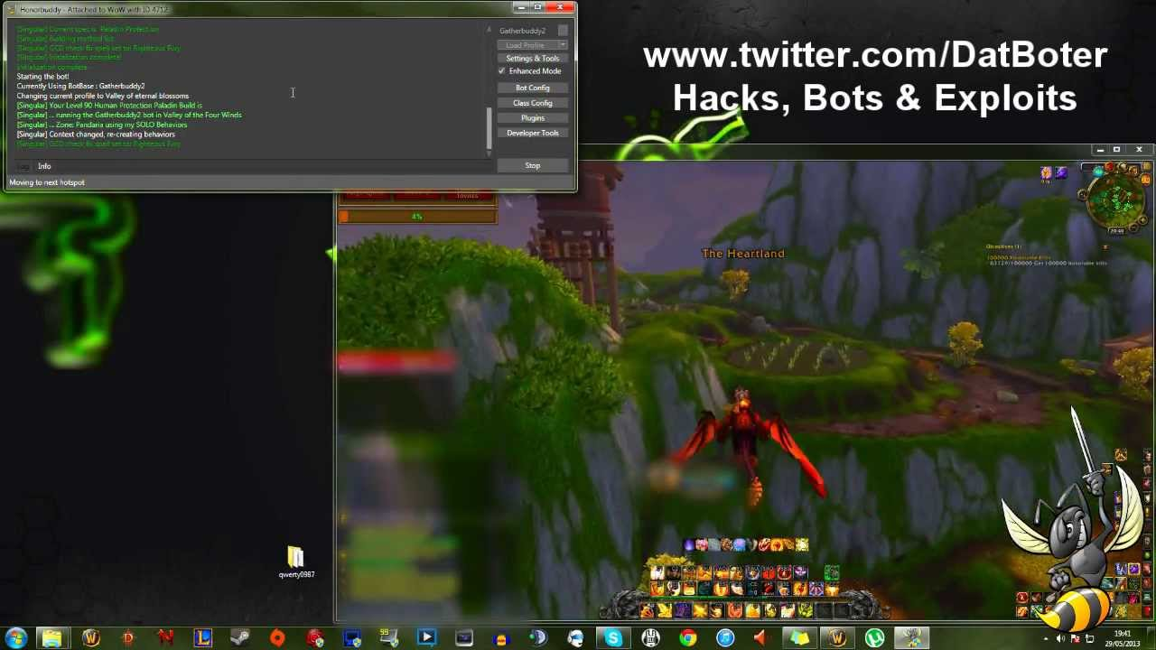 Wow Bot Honorbuddy Cracked For Mists