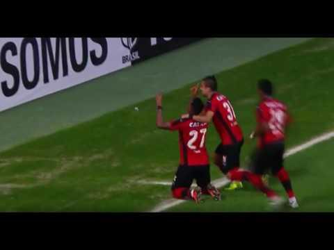 Vitória 2 x 1 América-MG - GOLS - Campeonato Brasileiro 2016
