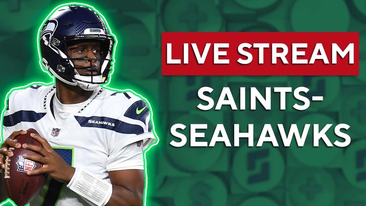 Saints vs. Seahawks live updates: 'Monday Night Football' score ...