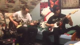 Black Veil Brides - Perfect Weapon Cover (Only Guitar)