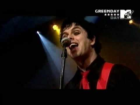 Green Day Basket Case LIVE AT ITALY