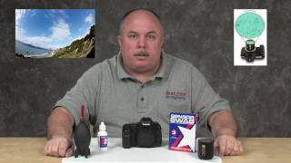 The Wet Method of Cleaning a Digital SLR Sensor