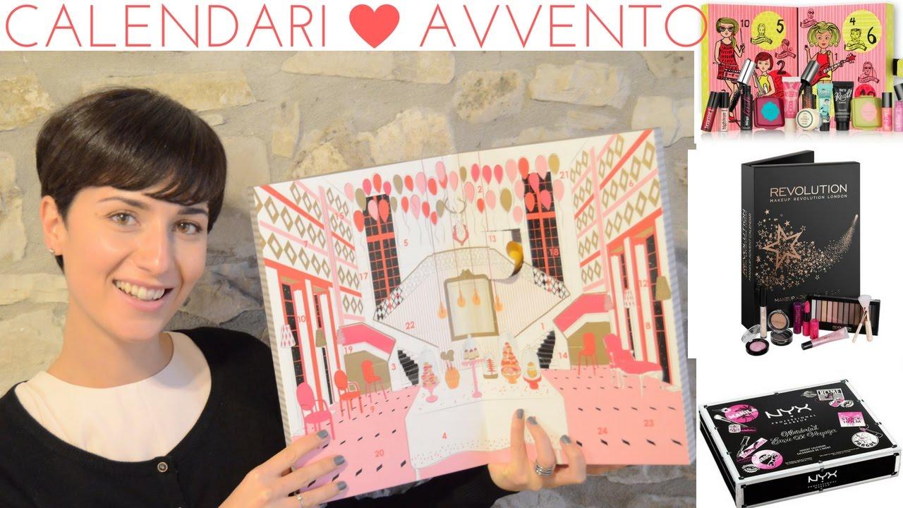 Nyx Calendario Avvento.Novita I Calendari Dell Avvento Beauty Sephora Lush Essence Nyx Etc
