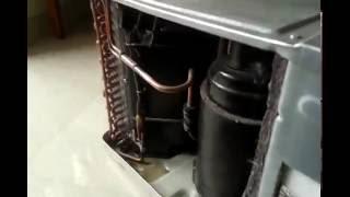 Hitachi RAT518HUD Twin motor Window AC