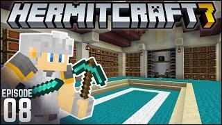 Storage Room & Netherite! | Hermitcraft 7 - Ep. 8