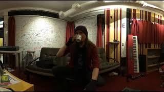 Tuomas Holopainen - taiteilijatapaaminen Kiteen virtuaalisella kulttuuriviikolla