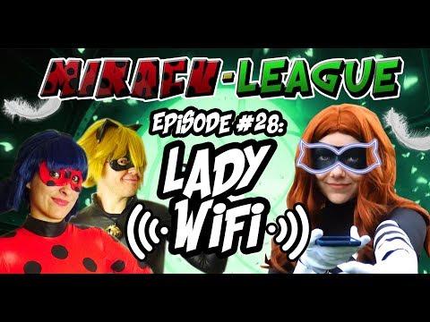 Miracu-League: Episode 28: LADY WIFI
