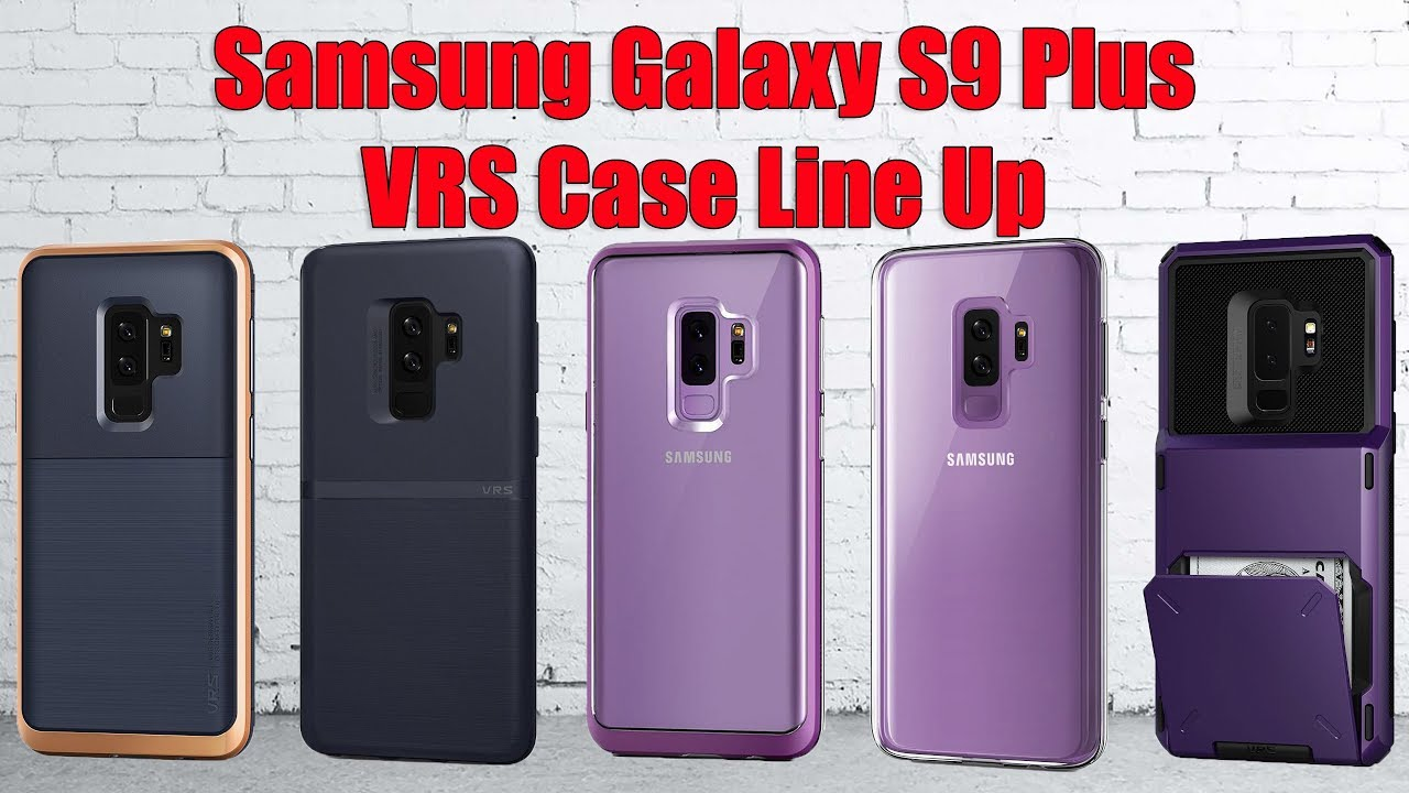 vrs galaxy s9 case