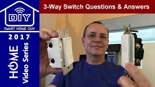3-Way Smart Switch Questions & Answers