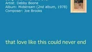 Debby Boone - When It