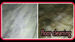 homemade floor cleaner/how to clean marble floor/marble cleaning ideas/घरेलू तरीके से चमकाएं फर्स