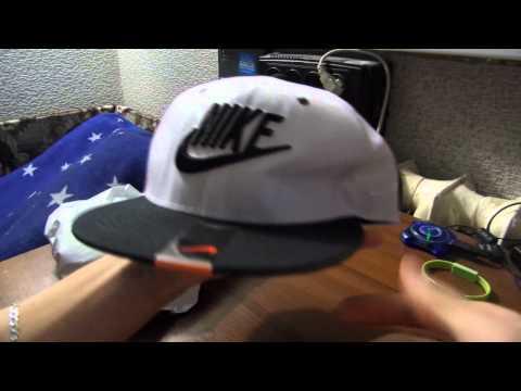Посылка из Китая #7: Кепка Nike