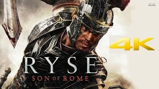 Ryse Son of Rome 4k Gameplay (GTX 970)