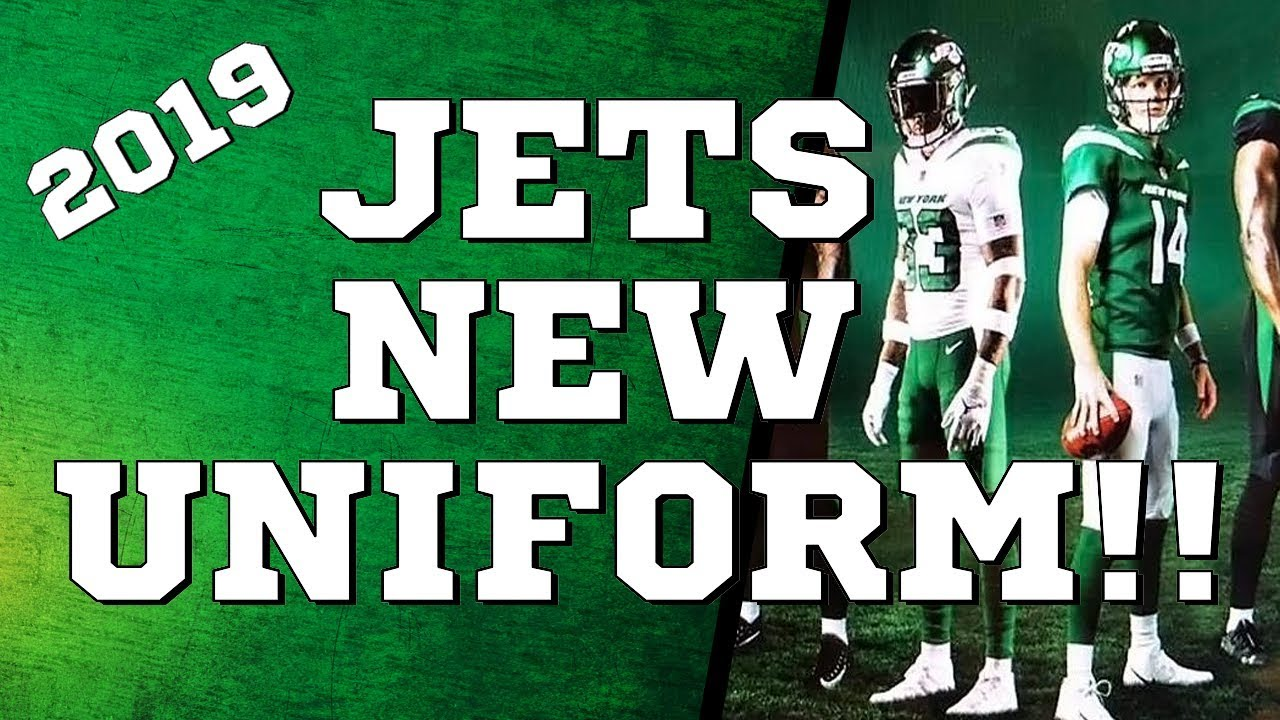 00a8a3895 Jets new uniforms @LiveShow.Today | For Dummies