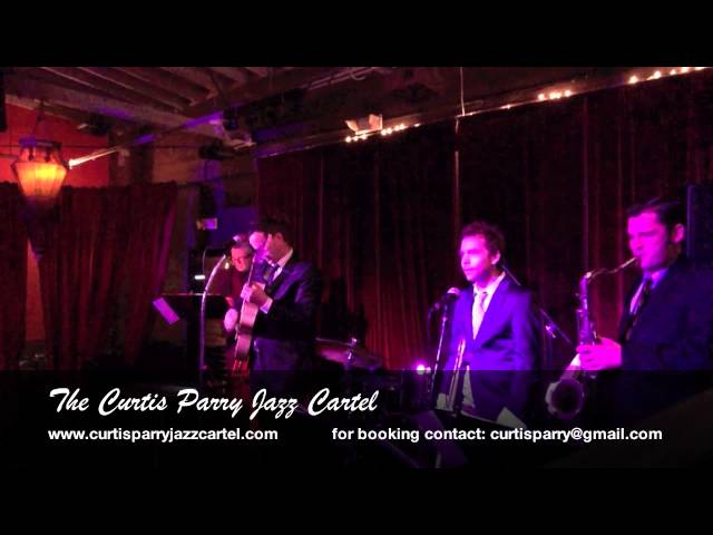 The Curtis Parry Jazz Cartel Promo Video