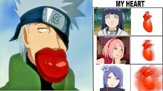 Naruto Memes Only True Fans Will Find Funny #8🔥😂😂 -...