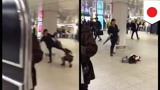 Child Abuse! Isang ina sa Tokyo, sinipa ang kanyang maliit na anak sa ulo!