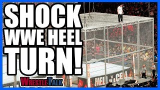SHOCK Smackdown HEEL TURN! | WWE Hell In A Cell 2017 Review