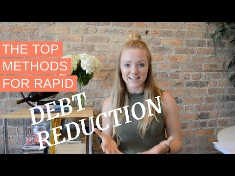 The Top Methods to Rapidly Reduce Your Debt
