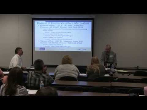 Assisted Living Facilities Training - September 24, 2013