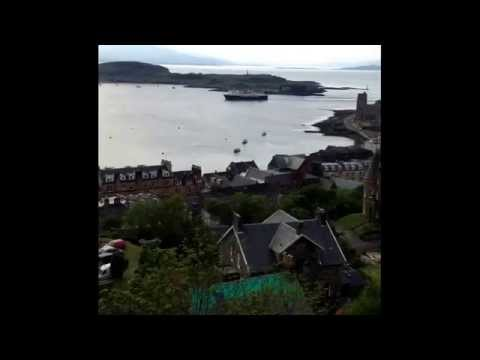 Trip to Oban & Iona