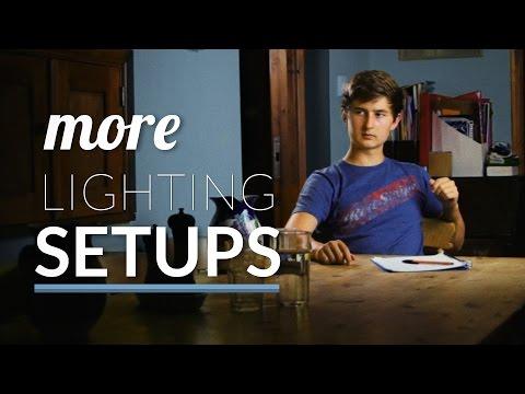 Three Light Cinematography