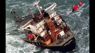 10 Largest abandoned ships you need to see