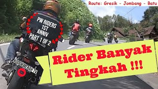 [KodokMerah TV] - Rider Banyak Tingkah - [ Anniv 1 PW Riders - part 1 of 2 ].