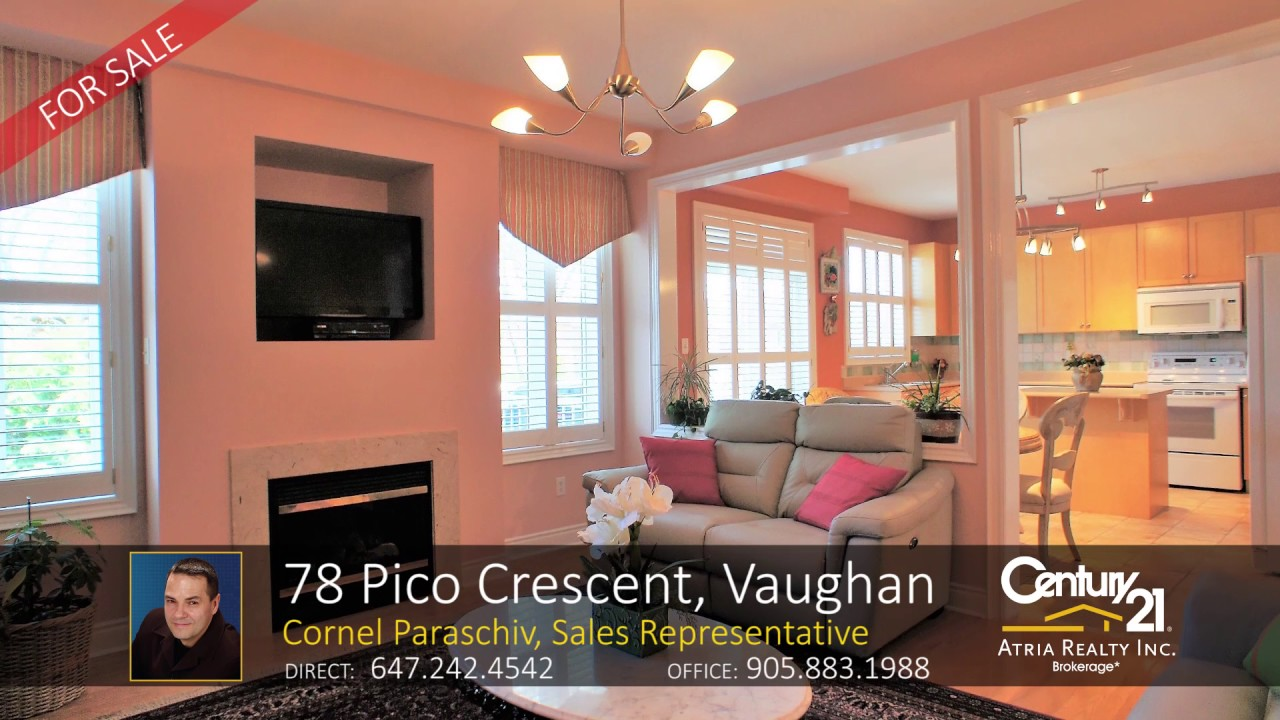 78 pico crescent home for sale by cornel paraschiv sales