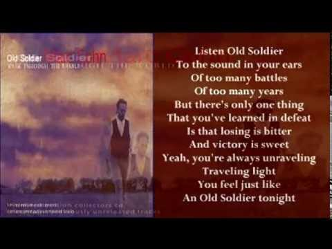 Marc Cohn - Old Soldier