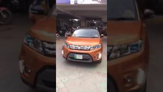 suzuki vitara launched in pakistan