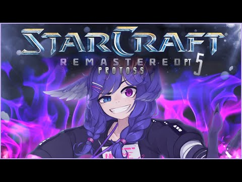 【STARCRAFT REMASTERED PROTOSS】More Dragoons【NIJISANJI EN | Selen Tatsuki】