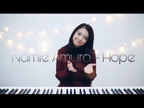 OST ONE PIECE - HOPE (Namie Amuro) cover by Amanda