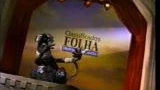 """Comercial """"Big Folha"""" - Classificados da Folha de São Paulo"""