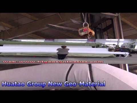 Geotextile Production Process