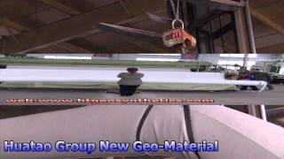 Geotextile Production Process