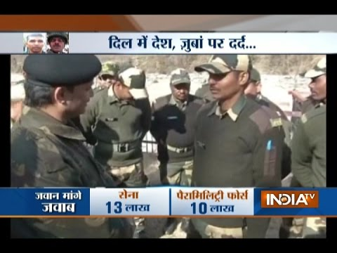 In New Video, Army Jawan Complains About Harassment By Seniors