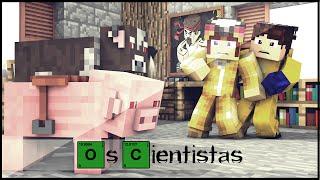 Minecraft: Os Cientistas #01 - Animais com Vírus !!